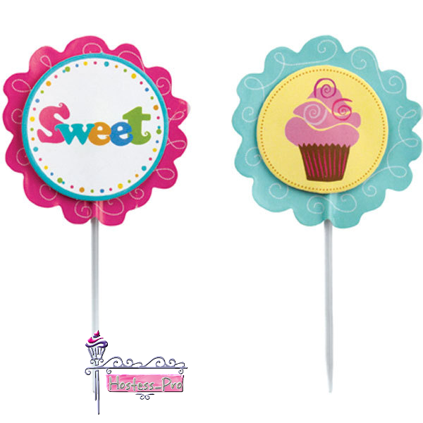Wilton - Cake Decorations - Layered Cupcake Fun Pix