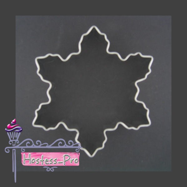 Snowflake 4 Cookie Cutter