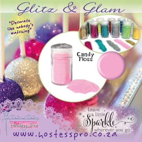 Glitz - Candy Floss (Baby Pink)