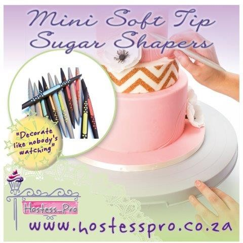 Mini Tip Sugar Shapers™ - Soft Tip