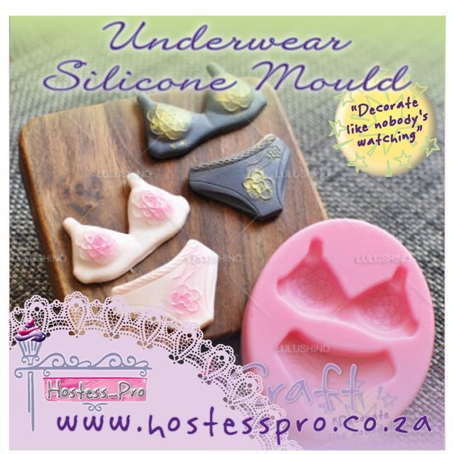Lacy Underwear Mould