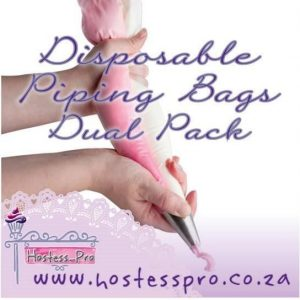 Disposable Piping Bags - Dual Pack