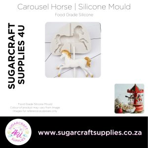 Carousel Horse | Silicone Mould