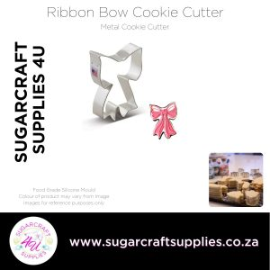 Ribbon Bow Cookie Cutter