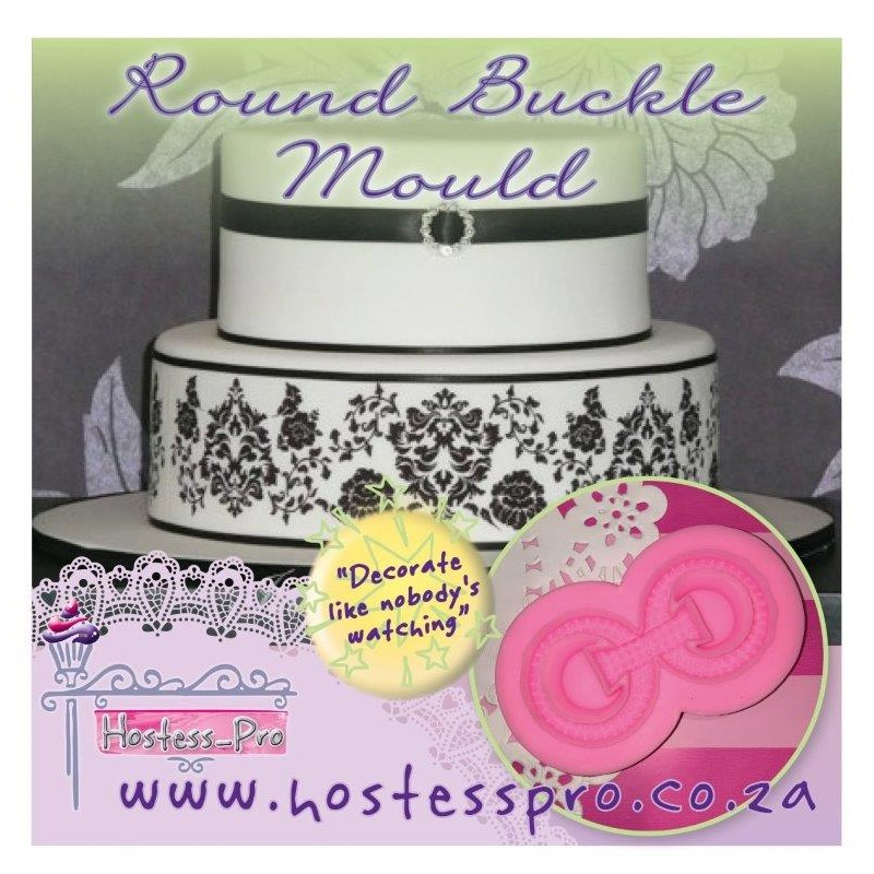 Round Buckle Fashion Mould