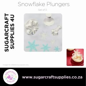 Snowflake Plungers