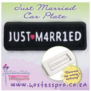 just-married-car-plate