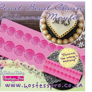 pearl beaded chain mould