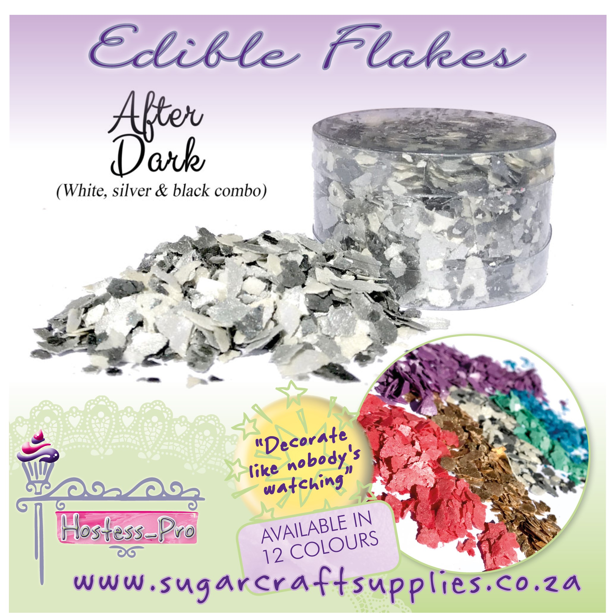 Edible Flakes_AFTER DARK