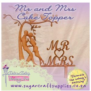Mr and Mrs Cake Topper copy