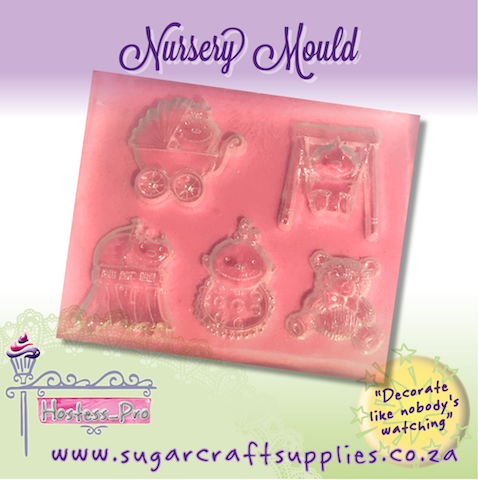 Baby Shower | Nursery 6 | Silicone Mould