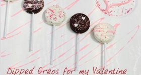 Valentine Oreos featured in Craftwise Magazine