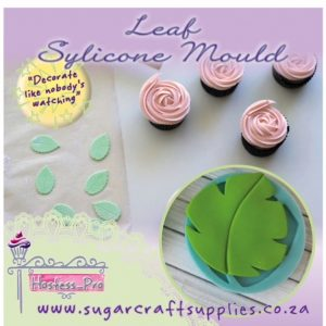 Silicone Mould | Leaf 2