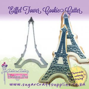 Cookie Cutter | Eiffel Tower