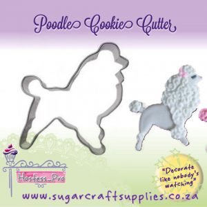 Cookie Cutter | French Poodle