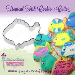 Cookie Cutter | Tropical Fish
