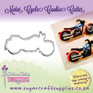 Cookie Cutter | Motorbike