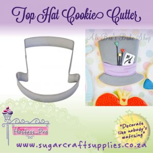 Cookie Cutter | Top Hat