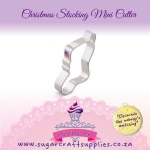 Mini Cutter | Christmas Stocking