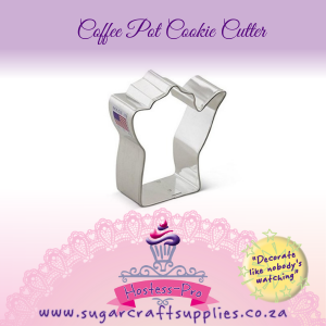 Cookie Cutter | Coffee Pot