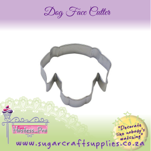 Cookie Cutter | Dog Face