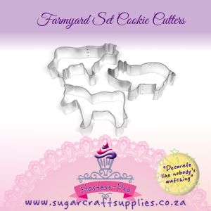 Cookie Cutter | Farmyard Set