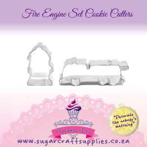 Cookie Cutter | Fire Engine Set Fire Engine Cookie Cutter Fire Hydrant Cookie Cutter