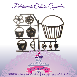 Patchwork Cutters | CupCakes