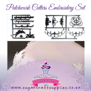 Patchwork Cutters | Embroidery strip