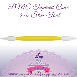 tappered cone star
