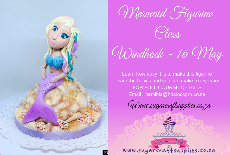 Windhoek - Learn to make a Mermaid