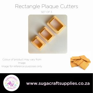 Rectangle Plaque Cutters