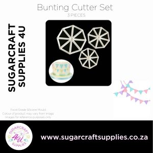 Bunting Cutter Set