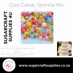 Cool Candy Sprinkle Mix
