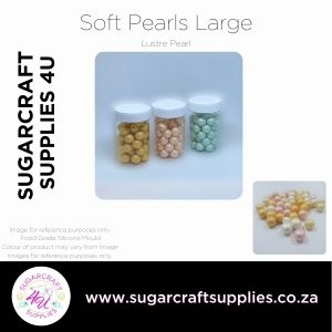 Soft Pearls Large (Gold)