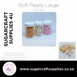 Soft Pearls Large (Rose Gold/Copper)